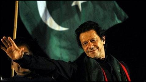 A conversation with an Imran Khan loyalist…