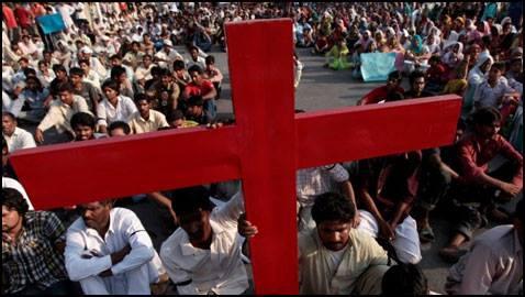 Christians At Risk In Chak 44, Mandi Bahauddin, Pakistan