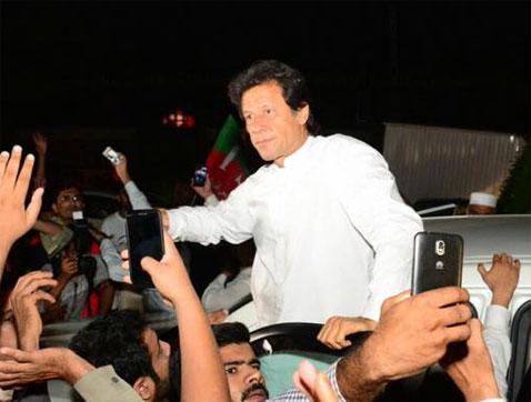Will Imran Khan's Teflon Factor Help Him Win 2018 Elections?