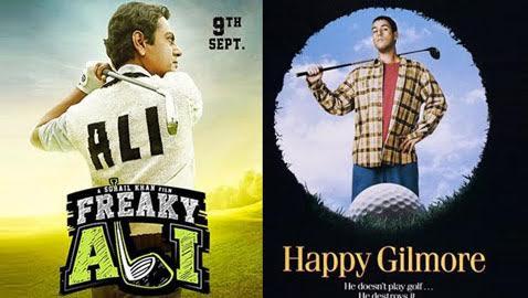 Preview: Freaky Ali VS Happy Gilmore