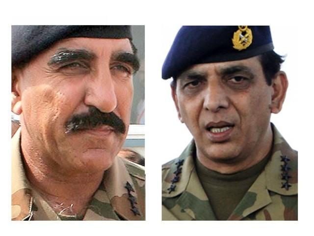 KHAKI Arcane Supremacy: Hakimullah for Maj. Gen sanaullah, planning for grand operation in NW.