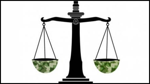 Supreme Court or Military Court?