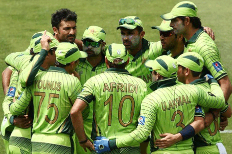 Pakistan winning the World Cup and all that