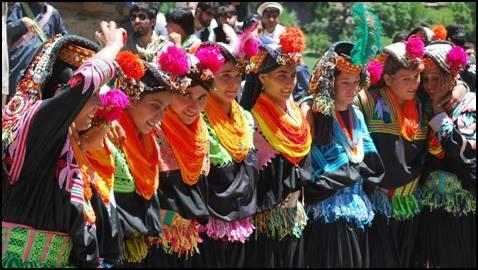Kalash Dance- the expression that represents metaphor, art, ritual, ceremony