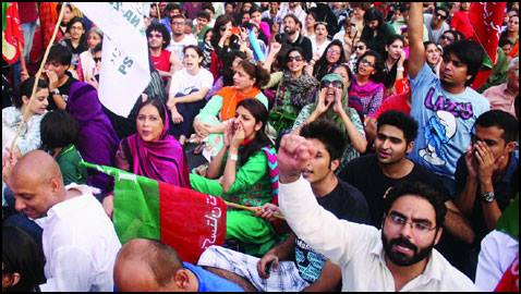 Verdict on NA-125: A Tribute to Lalak Chowk Protestors