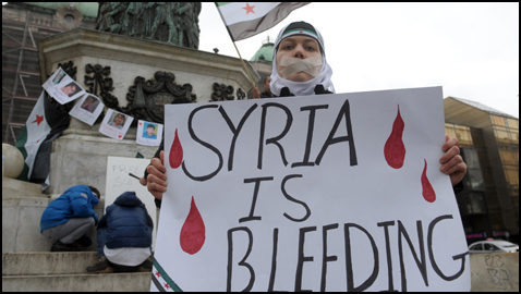 Searching for a solution to Syria's war