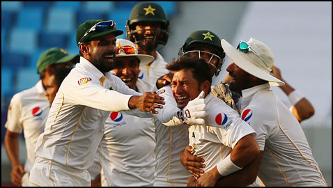 Pakistan vanquish England in the 2nd Test Match