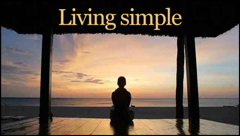The simplicity of life–why do we negate it?