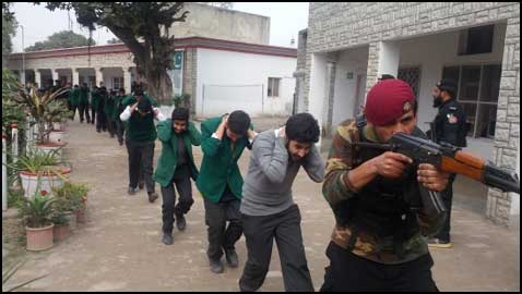 Mock drills following APS and Charsadda massacres: What have we learnt?