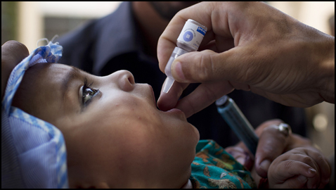Polio–a menace we must defeat for the future of our generation