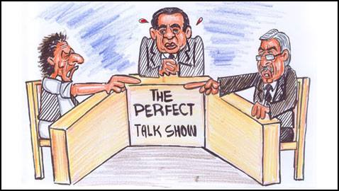 The Perfect Talk Show