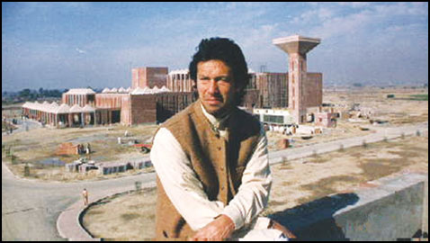 Being apolitical: why I support Imran Khan