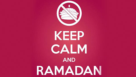 Ramadan Is Here Habibi!