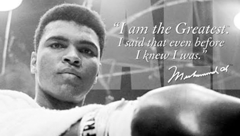 Muhammad Ali 'The Greatest', Legacy Will Live Forever
