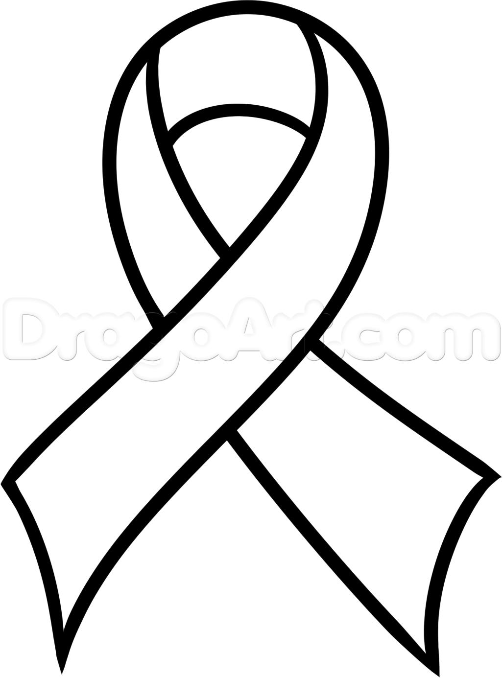 can ary blogs Ribbon Vector Art Cancer Ribbon SVG