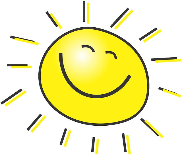 Health benefits of being happy.
