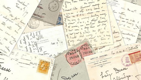 First World War Letters From Women of Dulmial Village, Pakistan