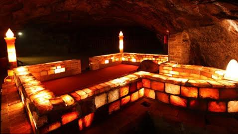 Khewra Salt Mines, A Wonder of the World