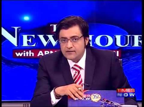 Goswami provides proof of Pakistan's hand in Uri attack, India's surgical strike