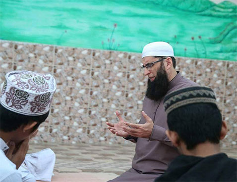 Remembering Junaid Jamshed; the man we all loved