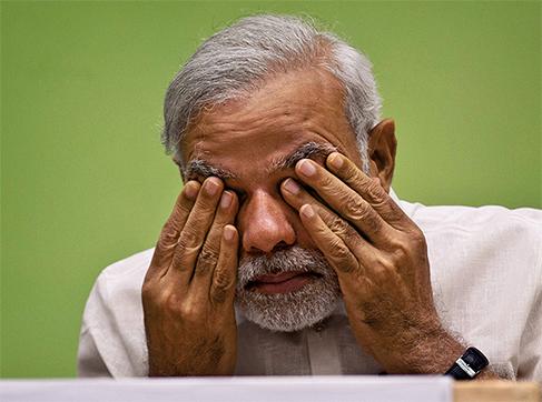 India's Edifice of Lies