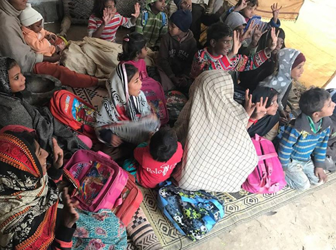 Let's find the bright future in Pakistan's Slums