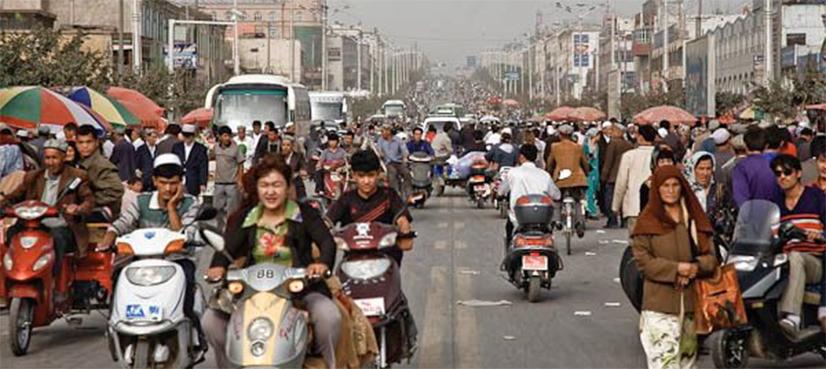 Kashgar: The Mongolian City of China