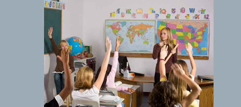 Why is classroom becoming a pressure cooker?