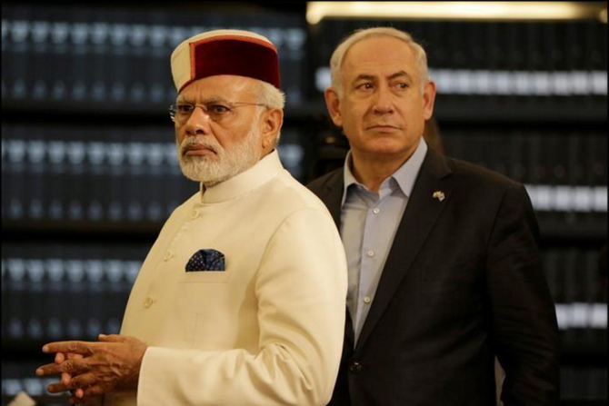 Here is what actually happened during Modi's Israel visit