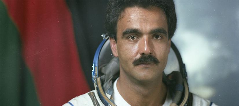 The Pashtun Astronaut