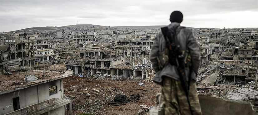 How Syrian Conflict Sparked New Cold War?