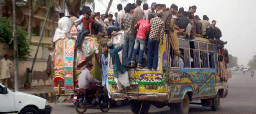 Is there a solution to Karachi's transport woes?