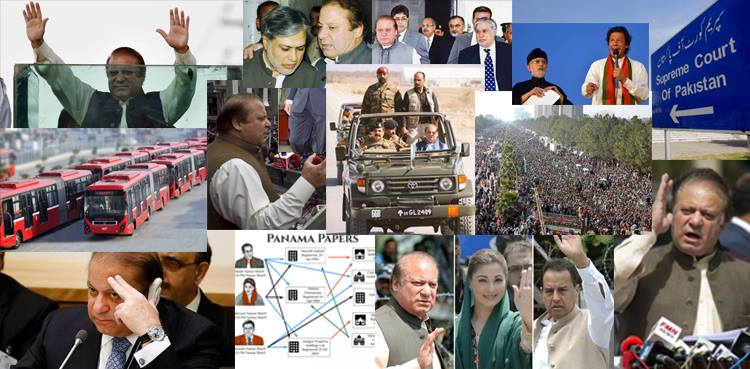 The curious case of Sharif & Co.