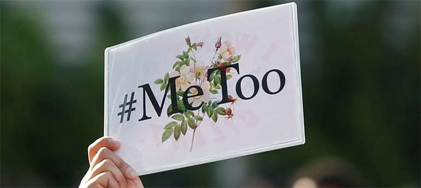 Speak out against harassment