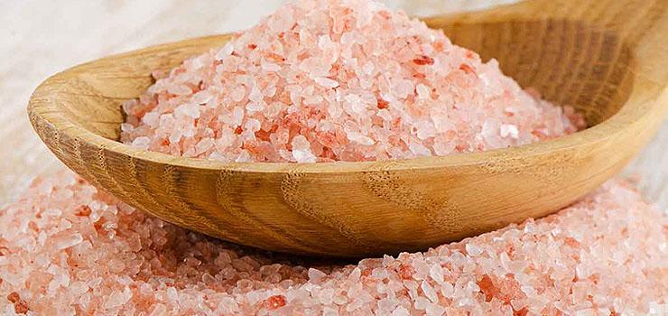 About the Himalayan Pink Salt of Pakistan